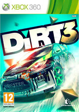 Dirt 3 ~ XBOX 360 ( en super condition)