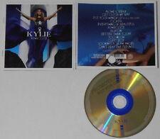 Kylie Minogue - Aphrodite - U.S. promo label cd
