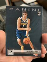 2018-19 Panini Chronicles Michael Porter Jr. Rookie #107 Denver Nuggets - QTY
