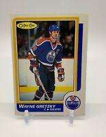 1986-87 O-Pee-Chee OPC Wayne Gretzky #3