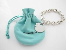 Tiffany & Co Silver RARE Duck Nature Charm Bracelet!