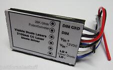 0- 2100mA Adjustable Constant Current Laser Diode Driver  12V input