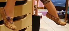 Babbucce donna pantofole ballerine uncinetto vestono 35 36 confortevoli