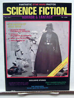 1977 Science Fiction Horror & Fantasy Magazine #1-Making of Star Wars Special