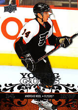 ANDREAS NODL 08-09 UD 2 YOUNG GUNS ROOKIE SP #483 NEW !