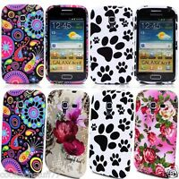 For Samsung Galaxy Ace 2 i8160 Stylish Silicone TPU Gel Mobile Phone Case Cover