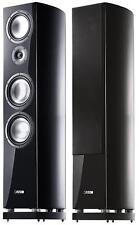 Weiße Standlautsprecher Lautsprecher für Heim-Audio - & HiFi-Geräte