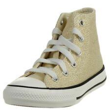Converse Kinder Summer Sparkle CTAS Low-Top Sneaker 667570C Gold
