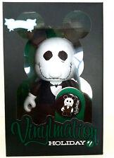 "DISNEY VINYLMATION 9"" HOLIDAY 1 JACK SKELLINGTON NIGHTMARE BEFORE CHRISTMAS PIN"