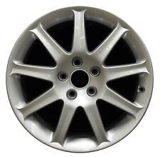 "17"" Audi A6 2005 2006 Factory OEM Rim Wheel 58779 Silver"