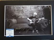 Robby Krieger The Doors Signed Autographed 11x17  Photo Beckett Certified #3