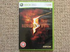 Resident Evil 5 - Xbox 360 Complete UK PAL