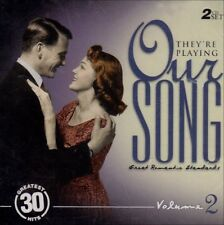 Like New Audio CD - They're Playing Our Song Volume 2 - Disc  Set - Peggy Lee