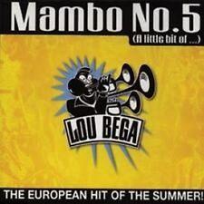 Lou Bega : Mambo No. 5 (A Little Bit Of ...) CD (1999)