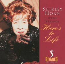 Shirley Horn - Here's To Life (NEW CD)