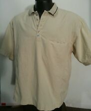 ORIGINAL OKE 80'S BASIC SHORT SLEEVE COTTON POLO SHIRT MEDIUM CLASSIC OLD SKOOL