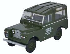 Oxford 1/43 Land Rover Series II SWB Hard Back Post Office Telephones # 43LR2S00
