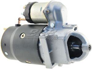 Starter Motor fits 1992 Oldsmobile Custom Cruiser  AUTO PLUS/WILSON ELECTRIC