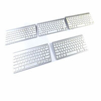 (Lot of 5) Apple A1314 Bluetooth Wireless Keyboards Mac OS X v.10.6.8 Or Later