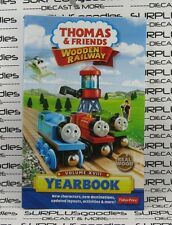 Fisher-Price Thomas The Train & Friends Wooden Railway 2013 YEARBOOK Vol XVIII