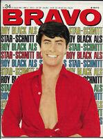 BRAVO Nr.34 vom 17.8.1966 Roy Black, Nancy Sinatra, Heidi Brühl, Rolling Stones