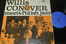 "WILLIS CONOVER MEETS POLISH JAZZ / Polish 10""EP 1964 MUZA L 0291"