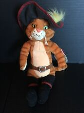 f0358629915 B39) TY Beanie Baby - PUSS IN BOOTS the Cat NOS 8 1 2