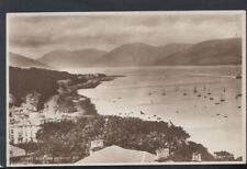 Scotland Postcard - Ardbeg Road and Rothesay Bay   RS14845