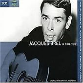 JACQUES BREL AND FRIENDS NEW CD