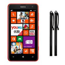 Punteros de plástico de color principal negro para teléfonos móviles y PDAs Nokia