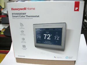 Honeywell Home RTH9585WF1006 Smart Color Thermostat BRAND NEW SEALED! free ship