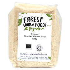 Organic Blanched Almond Flour 500g