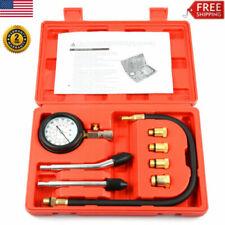 Portable Engine Cylinder Pressure Gauge Compression Tester Car Diagnostic Tools