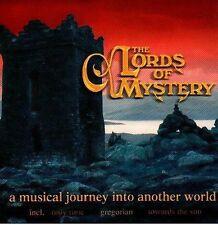 Lords Of Mystery - CD NEU Gregorian - Naomi - Magic Voices - King Arthur Seasons