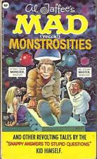 Al Jaffee's Mad (Yecch!) Book of Monstrosities by Al Jaffee  (1974, Warner 1st)