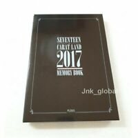 SEVENTEEN Carat Land 2017 Memory Book 100% Official Limited Goods + Free Track