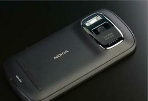 "Unlocked Nokia 808 PureView RM-807 Wifi 16GB 512MB RAM 41MP 4"" Phone"