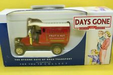 Lledo Days Gone 1912 Renault Van with Nestle's Fruit and Nut decals