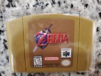 The Legend of Zelda: Ocarina of Time For Nintendo 64 *Read Description