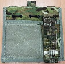 MTP COMMANDERS POUCH NEW, British Army, admin, molle, velcro, patch, osprey