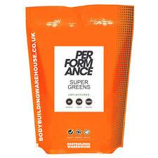 Pure Super Greens Powder 250g Spirulina + 21 Superfoods Detox Shake Drink