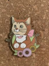 Dinah Alice in Wonderland Disney Fantasy Pin