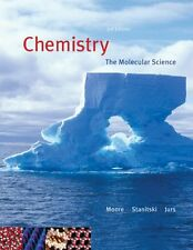 Chemistry: The Molecular Science (with CengageNOW 2-Semester Printed Access Card