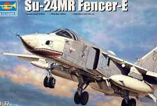 Trumpeter Su-24MR Fencer-E Ukraine Air Force Russian Navy 1:72 Modell-Bausatz