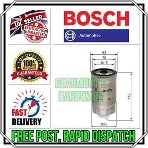 Genuine Bosch 1457434510 N4510 Fuel Filter Hyundai Kia *Free Post & Rapid* NEW