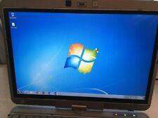 HP Elitebook 2740P Windows 7 Pro 8GB Ram 256GB SSD MS Office