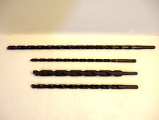 Rotary Hammer Drill Bits, 4 Pieces, 1 Lot, Made in Germany by Steinmax.