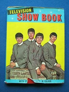 Television Show Book   1964  very good condition