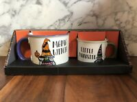 Mama Witch And Little Monsters Mug Set Halloween Gnome Fall New