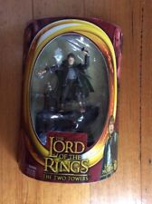 2003 TOY BIZ LORD OF THE RINGS THE TWO TOWERS Sam In Mordor